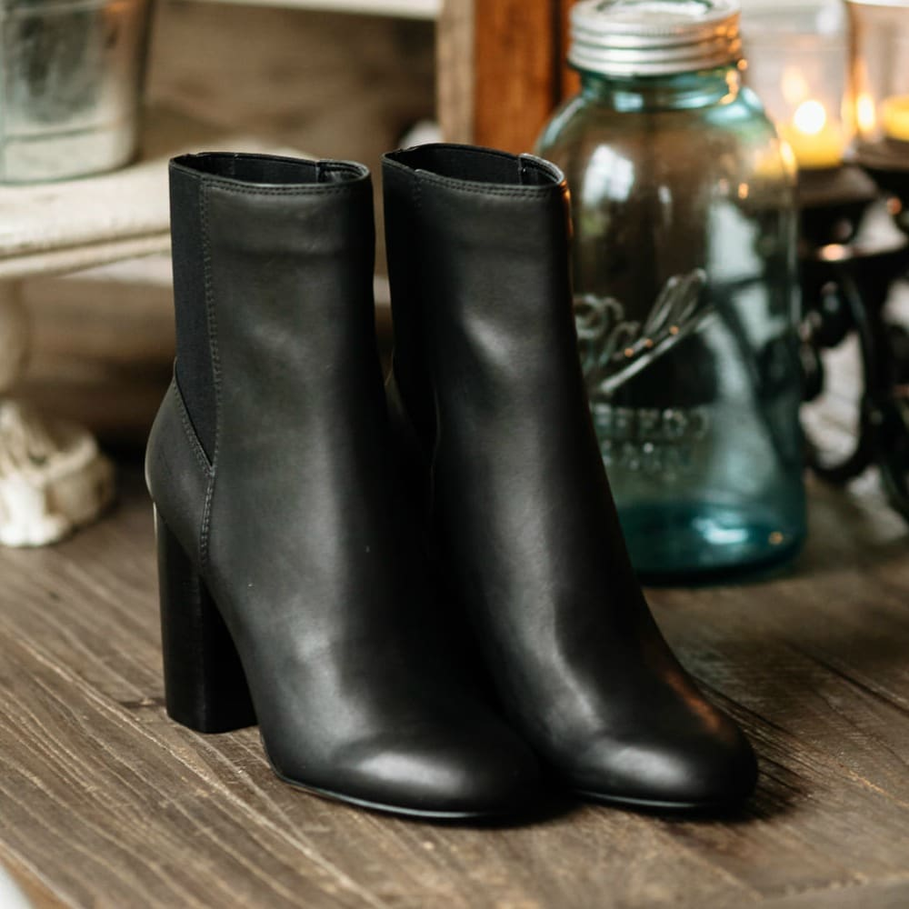Ramona Leather Boot by Dolce Vita